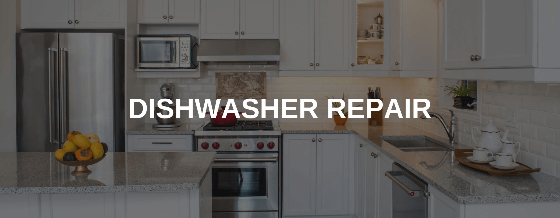 dishwasher repair roseville
