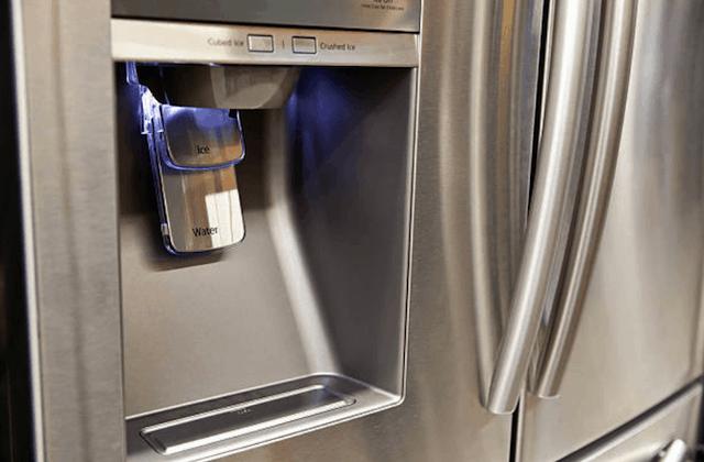 image ofrefrigerator water dispenser